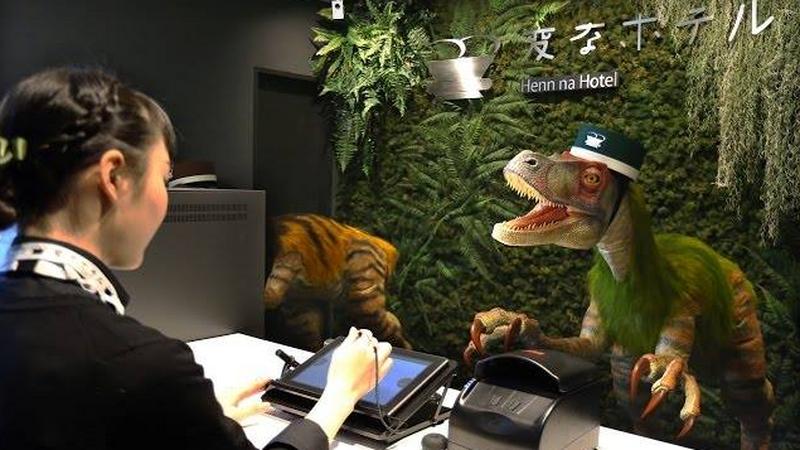 W Japonii powstanie 10 hoteli obsługiwanych przez roboty
