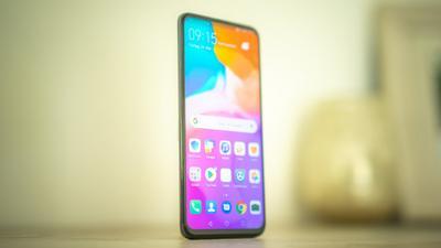 Huawei P Smart Z im Test: Pop-Up-Kamera und viel Display