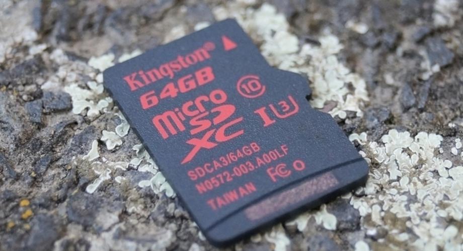 Im Test: Kingston UHS-I U3 microSDXC Kit