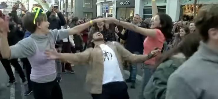 Španija, ples, peroformans