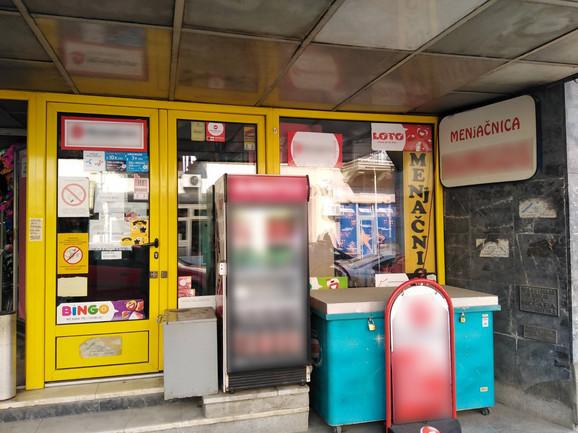 Menjačnica u Kučevu: Ovde je loto milioner uplatio dobitnu kombinaciju