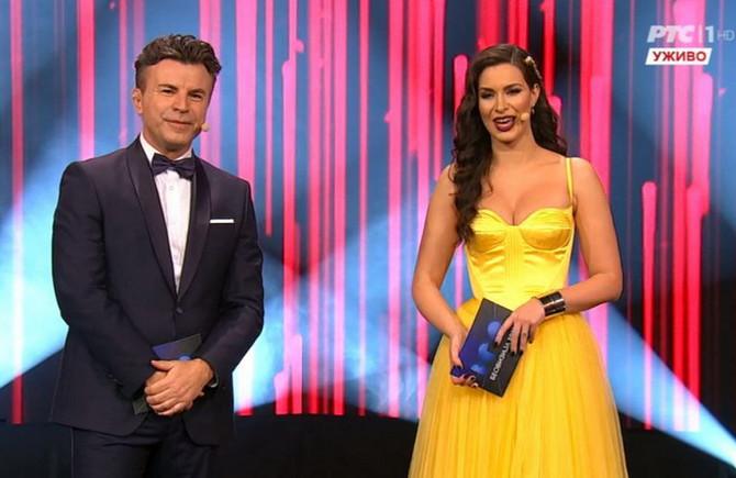 Dragana Kosjerina i Jovan Radomir
