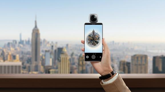 360 Huavej kamera