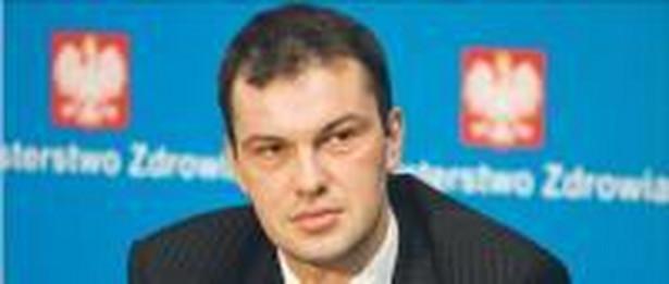 Zdaniem Jakuba Szulca, wiceministra zdrowia, w spółki przekształci się 30-40 proc. samodzielnych publicznych zakładów opieki zdrowotnej Fot. Wojciech Górski