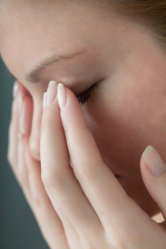 Pacijenti se najčešće javljaju očnom lekaru zbog oboljenja spoljnjeg oka