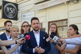 Jaki: Gdy zostanę prezydentem Warszawy, ratusz będzie wspierał miejsca pomagające niepełnosprawnym