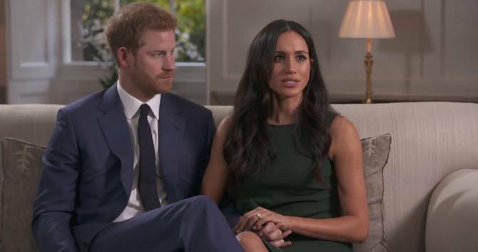 Srećna godišnjica: Megan Markl i princ Hari