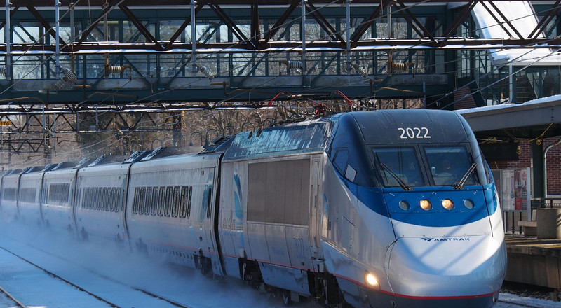 Amtrak's new trains are at 'significant risk' of being delayed thanks to poor management — and that could be terrible news for riders on its busiest line