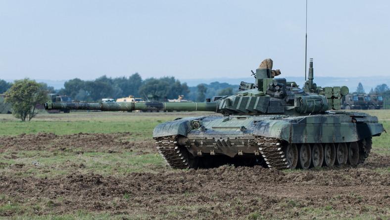 Nieoznakowany czołg