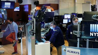 Dow climbs 230 points as investors gear up for earnings season
