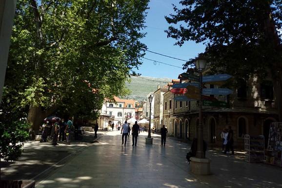 Mnogi Trebinjci rade u Dubrovniku.