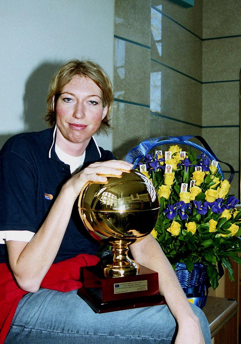 Małgorzata Dydek odeszła 5 lat temu. Wspomnienie wspaniałej koszykarki