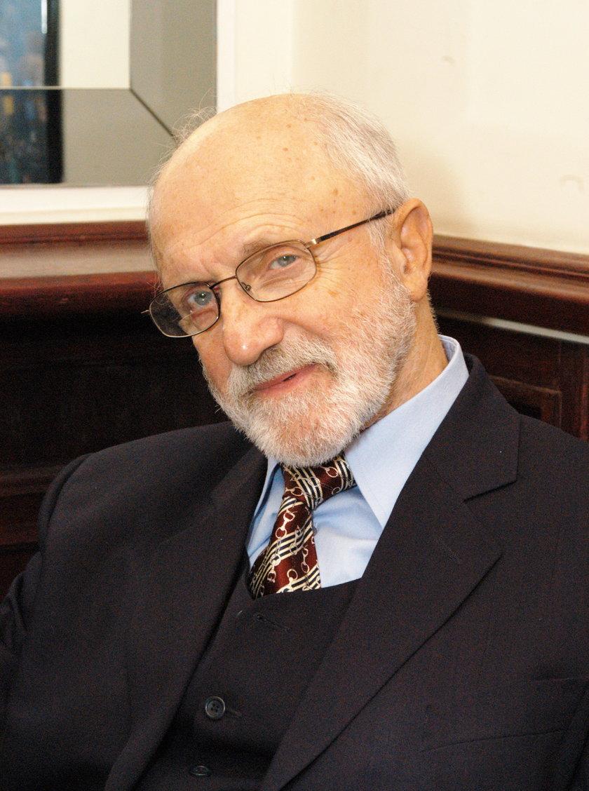 Henryk Machalica w 2003 roku