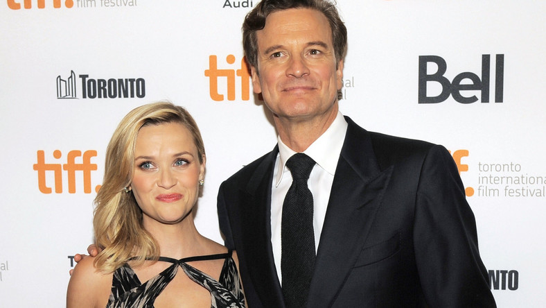 "Reese Witherspoon i Colin Firth na premierze ""Devil's Knot"""