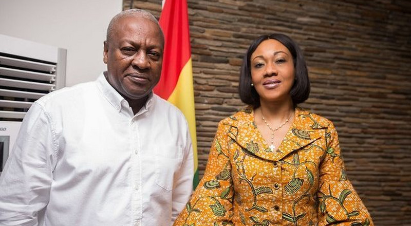 Mahama punched for attacking EC boss Jean Mensa