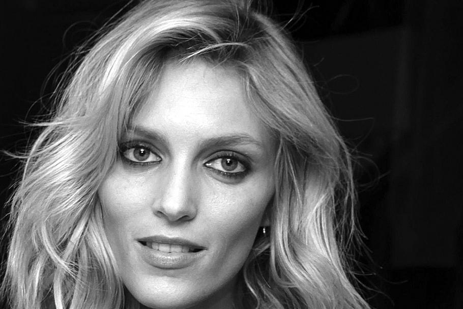 Exclusive - Anja Rubik New Fragrance Launch - Paris