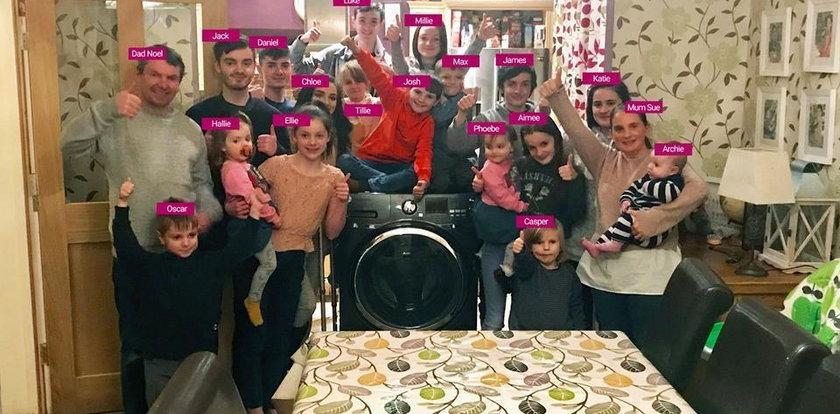Spodziewają się 21 dziecka. Wszyscy żyją z zasiłków