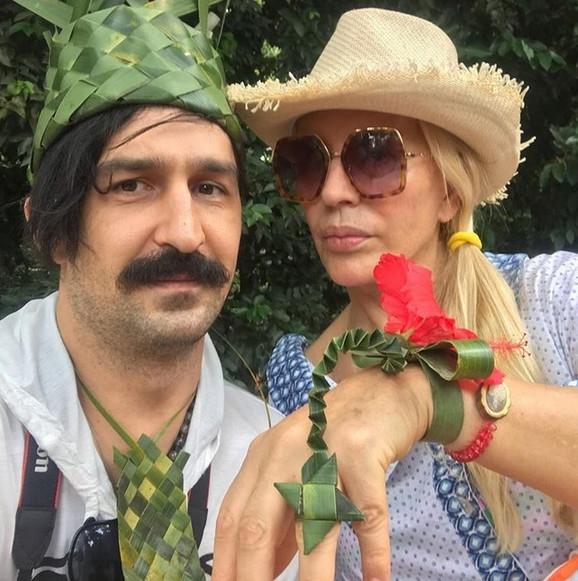 Veljko Kuzmančević i Verica Rakočević