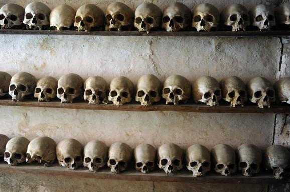 Hilandar - Grobnica