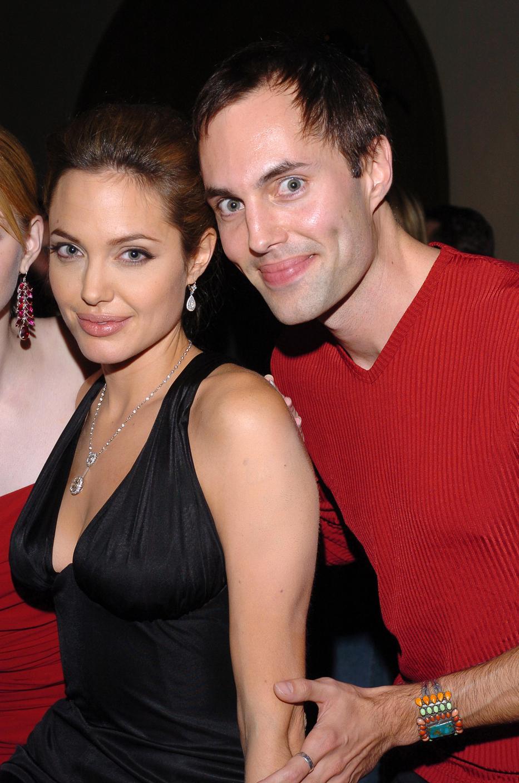 Angelina Jolie és James Haven /Fotó: GettyImages