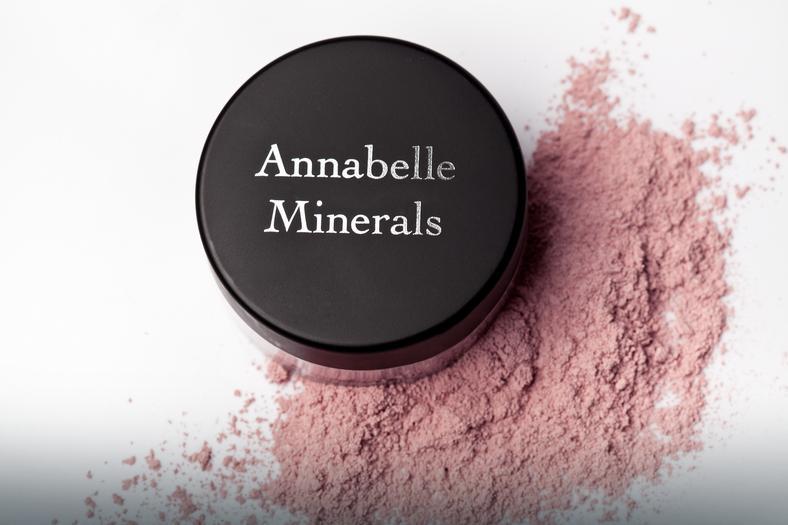 Annabelle Minerals, róż mineralny