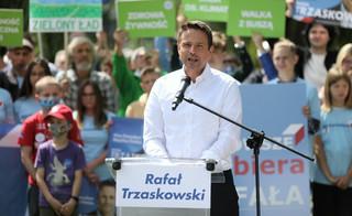 Osiecki, Żółciak: Młody Donald Tusk do wyciągnięcia Platformy z dna