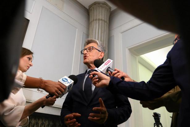 Stanisław Piotrowicz: Myślę, że wtorkowe orzeczenie Trybunału Konstytucyjnego ma istotne znaczenie dla rozwiania wątpliwości