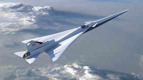 NASA dostanie fundusze na budowę ponaddźwiękowego samolotu pasażerskiego