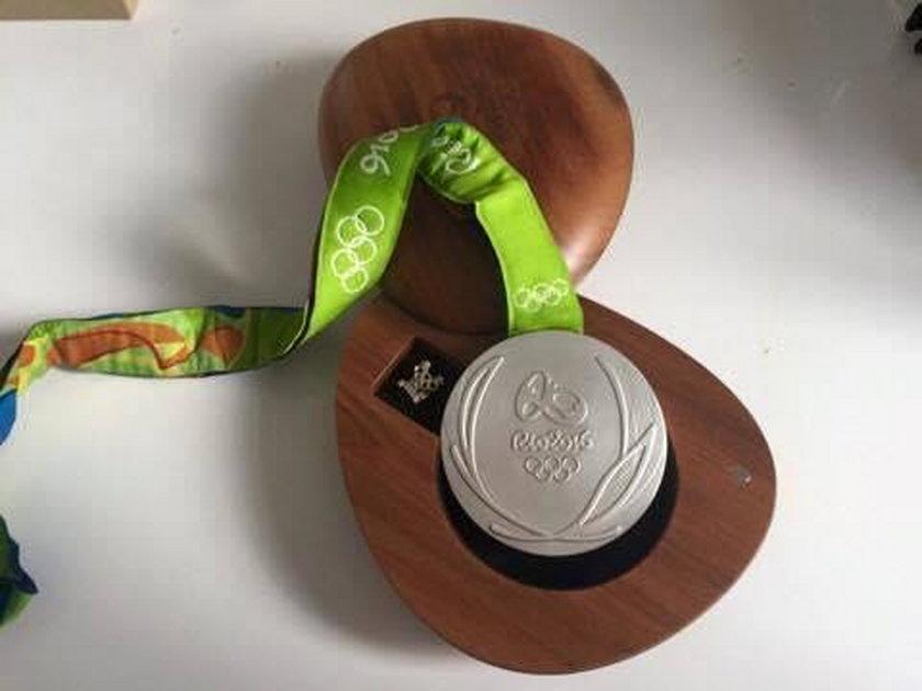 Rio 2016: Piotr Małachowski oddał medal na aukcję charytatywną