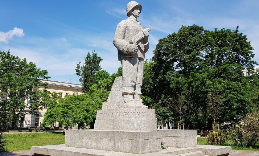 Radna nie chce pomnika 1 Armii WP