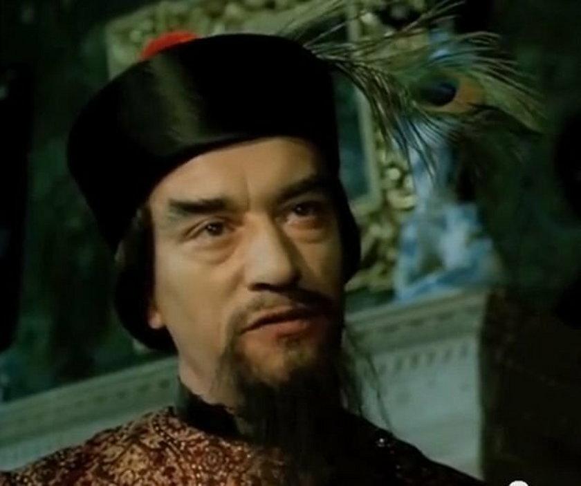 Wiesław Michnikowski w filmie