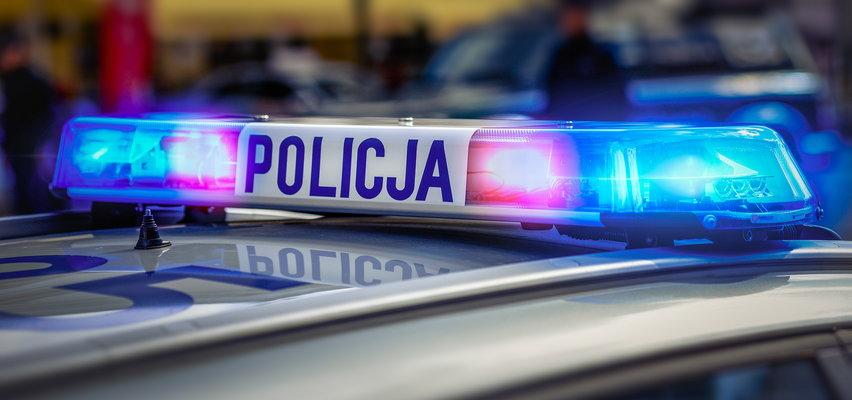 Horror w Chełmnie. Furiat chwycił chłopca za głowę i uderzył nią o szybę samochodu
