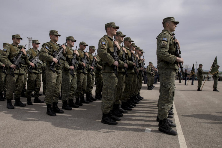 kosovo bezbednosne snage02 foto EPA VALDRIN XHEMAJ