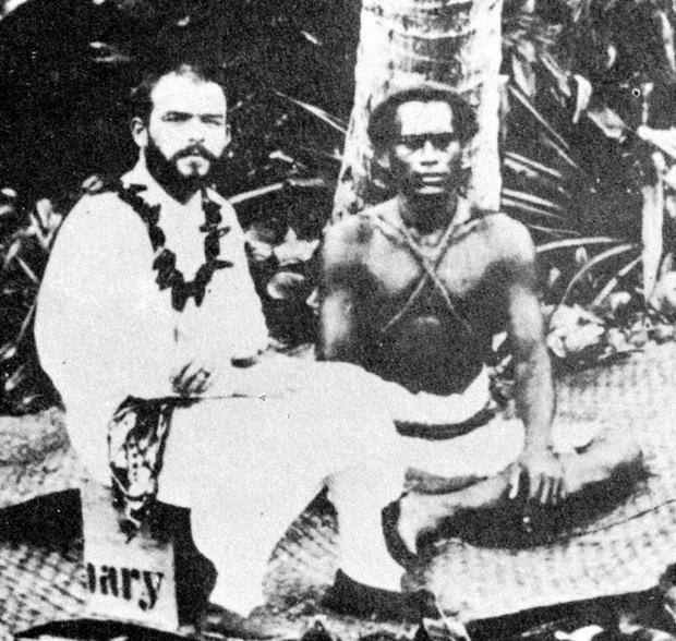Jan Kubary na Palau