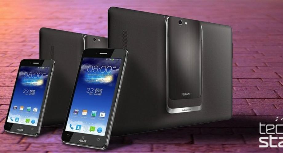 Padfone Mini: 4-Zoll-Phone mit 7-Zoll-Tablet-Dock