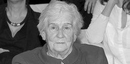 Ukochana mama Krystyny Jandy nie żyje