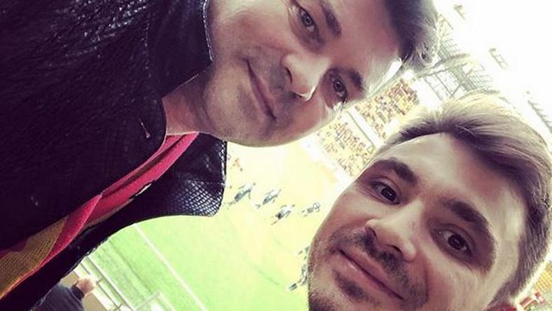 Zenon Martyniuk i Daniel Martyniuk