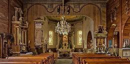 To najstarszy drewniany kościół w Polsce