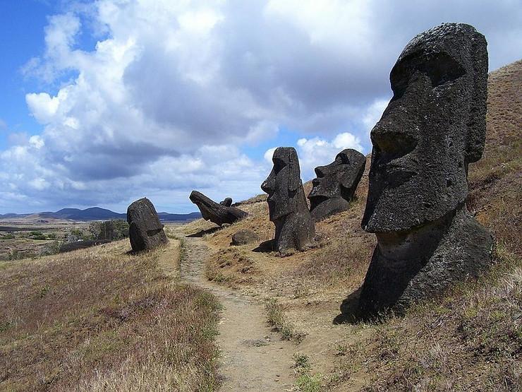 Uskršnje ostrvo statue