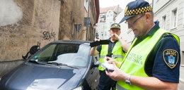 Strażnicy dostali smartfony. Będą działać szybciej