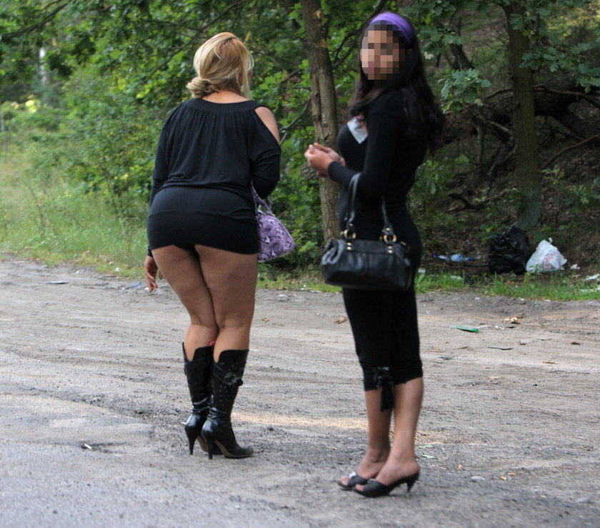 Kobiety lekkich obyczajów