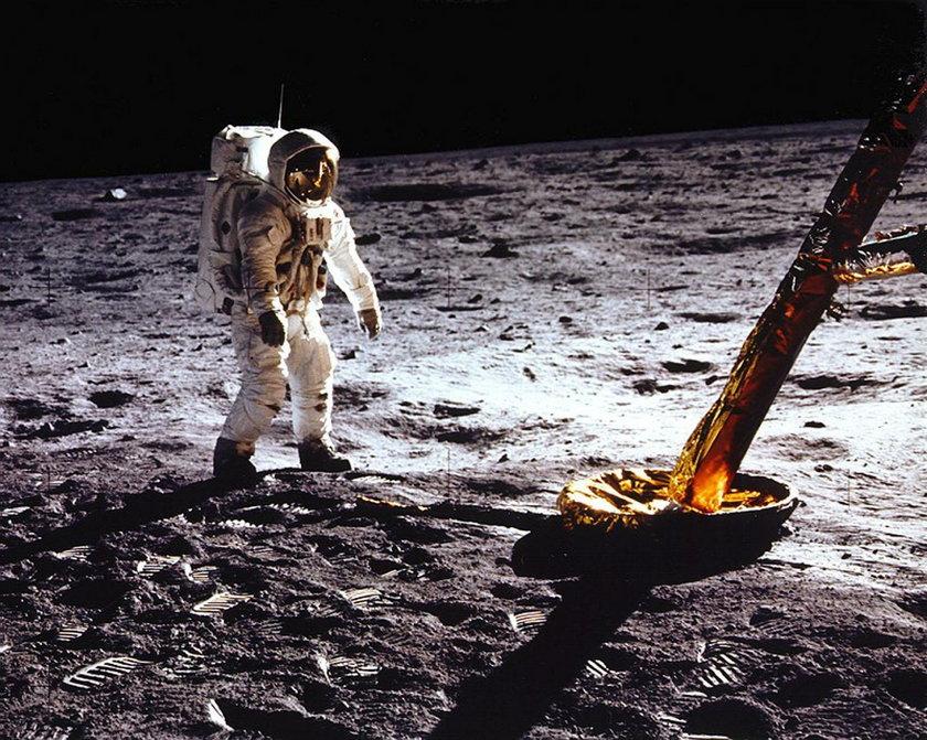 Choć wielu uważa to za abstrakcję, on sam porównał to do pierwszego lotu człowieka na Księżyc