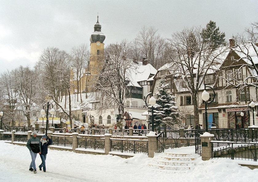 Możesz się leczyć na przykład w Polanicy-Zdroju