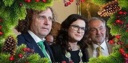 Prezydenci i proboszcz Bazyliki Mariackiej życzą Czytelnikom Faktu wesołych świąt!