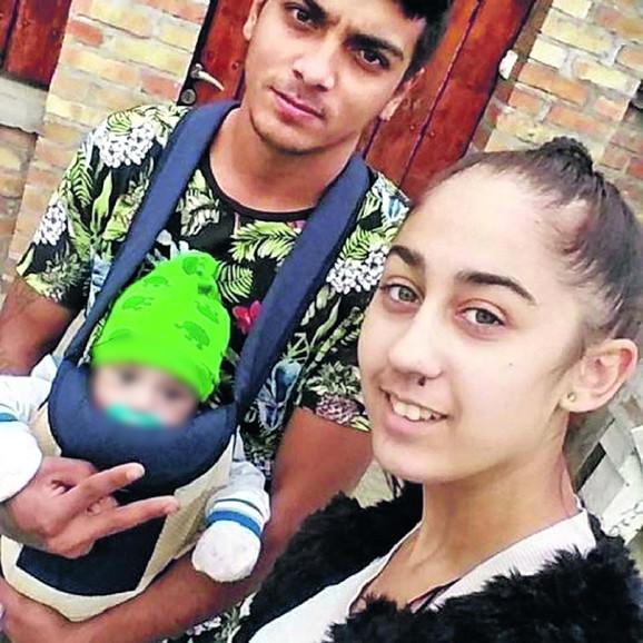 Jašari je pijan i drogiran sa dva udarca pesnicom u glavu pretukao petomesečnu ćerku, jer ga je nervirao njen plač. Dete je umro u bolnici...