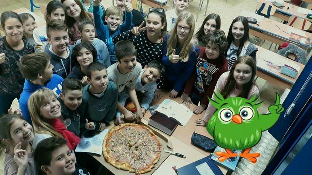 Razlomci se uče uz picu