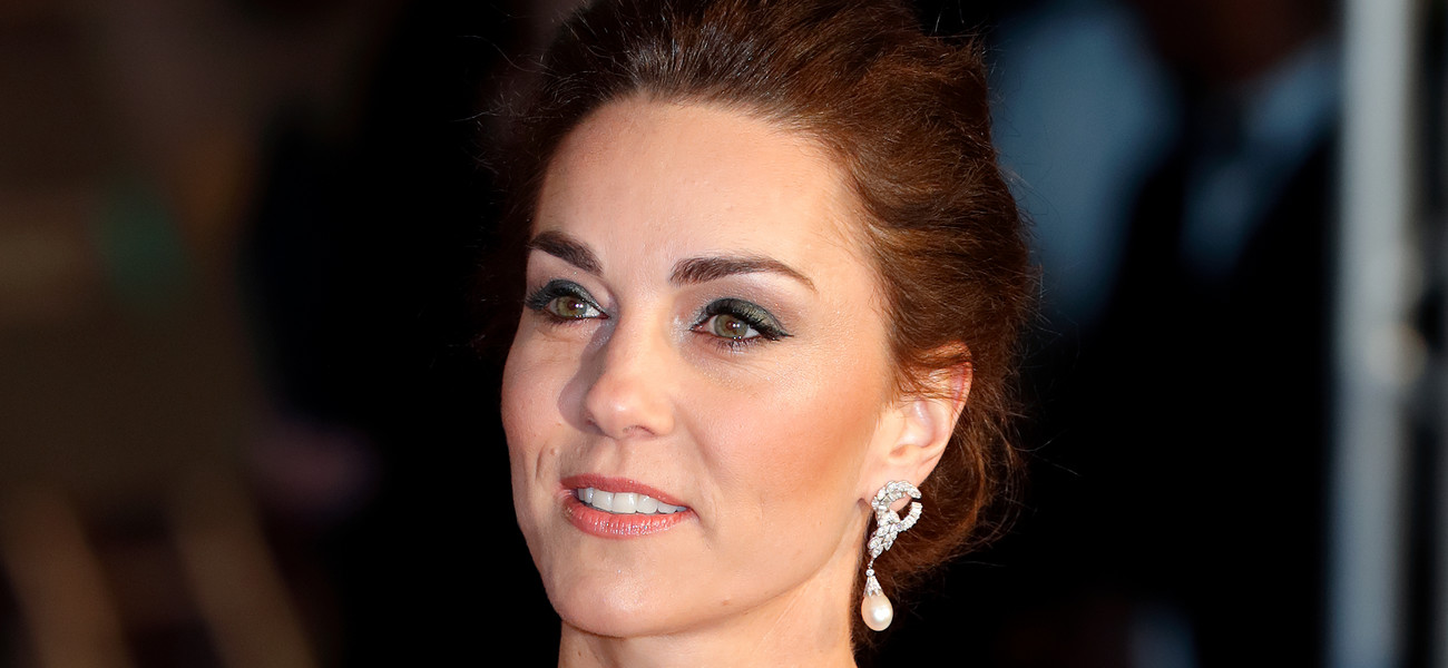 Kate Middleton podczas EE British Academy Film Awards, luty 2019 / Max Mumby/Indigo  / GettyImages