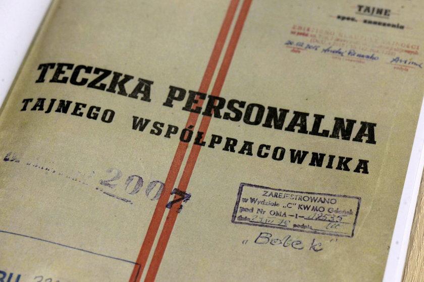 Krzywonos: Kwity na Kaczyńskiego zostaną usunięte