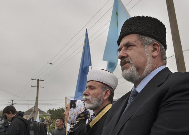 Krym opuszczają głównie Tatarzy EPA/ARTUR SHVARTS