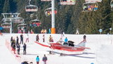 Awionetka uderzyła w polską narciarkę!